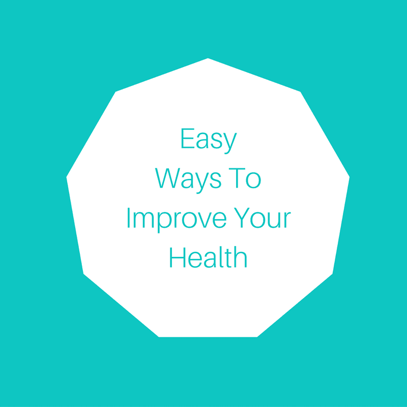 Ways to Improve Your Health – no 3