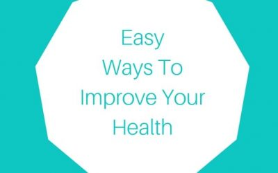 Ways To Improve Your Health – Number 1
