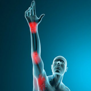 Shoulder, Wrist and Elbow pain
