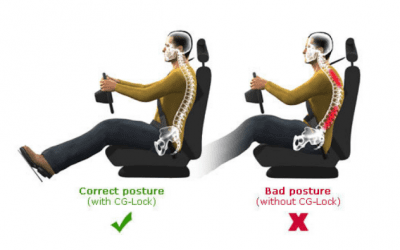 Stop Neck and Back Pain whilst Driving